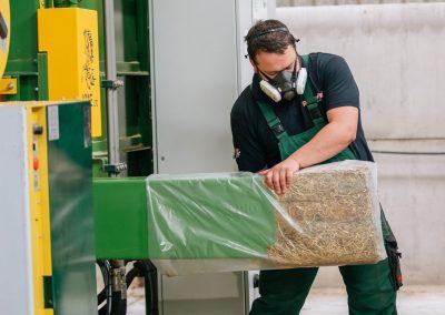farm machinery process